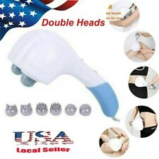 Electric Massager Deep Tissue Muscles Foot Neck Pain Relief Full Body Massager