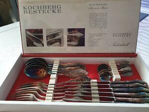 24tlg Silberbesteck Kochberg 90 Koch + Bergfeld
