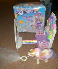 My Little Pony Wedding Chapel with Dainty Dove in Box Rare HTF Vintage G2 MLP
