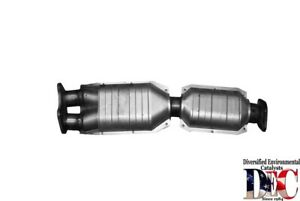 Catalytic Converter   DEC Catalytic Converters   FOR20577