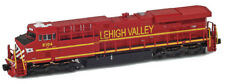 AZL Z Scale Locomotive ES44AC NS Heritage Lehigh Valley