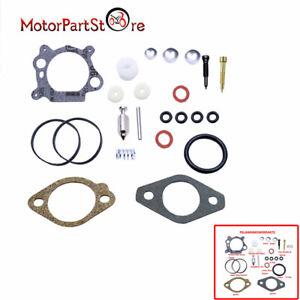 Carb carburetor rebuild kit for Quantum 3.5, 4 and 5hp 498260