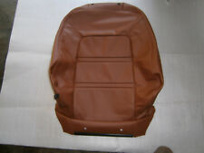 FORD FG & FGX G6E R/H FRONT SEAT BACK TAN LEATHER NEW GENUINE ER2ZF64414EAK6