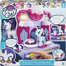 NEW OFFICIAL MY LITTLE PONY FRIENDSHIP IS MAGIC RARITY FASHION RUNWAY PLAYSET