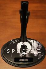 007 - JAMES BOND - SPECTRE - BASE STAND CUSTOM 1/6 - HOT TOYS - ENTERBAY