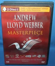 Best of Andrew Lloyd Webber - Live in China (DVD, 2005, 2-Disc Set, Collectors)