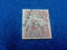 Timbre 10 Centimes Webster 1903 USA Scott 307 STAMP États-Unis DE L'AMÉRIQUE