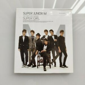 Super Junior M Super Girl Album KPOP