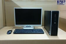 "Computer HP 6200 Pro Core i5 4Gb.Ram Desktop Package Set with 22""inch Monitor"