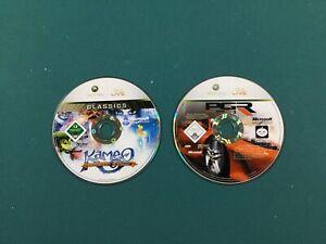 Xbox 360 Project Gotham Racing 3 + Kameo Double (Xbox 360, 2005)