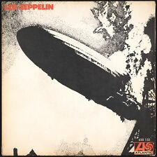 LED ZEPPELIN - Good Times Bad Times - 1969 France SP 45 tours
