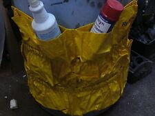 6 LOT RENOUN Janitorial Caddy Bag 32-44 Gallon Can Brutes Shop Waz 4 Industrial