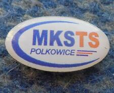 MKSTS POLKOWICE POLAND TABLE TENNIS CLUB PIN BADGE