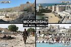 SOUVENIR FRIDGE MAGNET of MOGADISHU SOMALIA