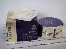 Shiseido Revital Vital-Perfection Science Cream AAA - Full Size 40mL / 1.3 Oz