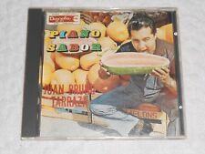 Cd- Juan Bruno Tarraza, Piano Sabor ( 12 Tracks ) tested