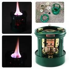 Wicks Kerosene Cook Heaters Oil Mini Stove 8 Outdoor Burner Camping Green Tool