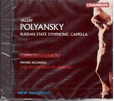 Grechaninov: The Seven Days Of Passion / Valery Polyansky, Russian State O - CD