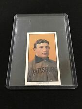 HONUS WAGNER 1909 T-206 RETRO RC INSERT PITTSBURGH PIRATES 1995 BASEBALL CARD