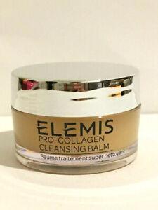 ELEMIS Pro-Collagen Cleansing Balm Travel Size 20g NEW