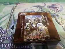 Goblin Slayer sealed booster box weiss schwarz japanese free shipping