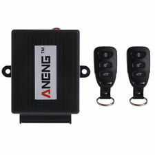 Car Remote Control Alarm Keyless Entry System Anti-theft Door Lock Universal