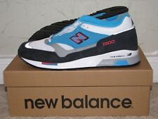 New Balance M1500NBP Black Mens Size 10 DS NEW! Made In England 574 577 999 247