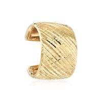 10K YELLOW GOLD 2.2MM WIDE TWO ROW BISMARK LINK 7 INCH BRACELET