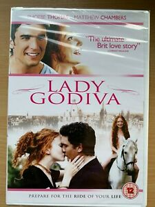 Lady Godiva 2007 British Naked Horseback Rider / Period Drama UK DVD BNIB