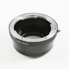 Leica R L/R Objektivadapter für Olympus Panasonic Micro 4/3 kamera adapter OM-D