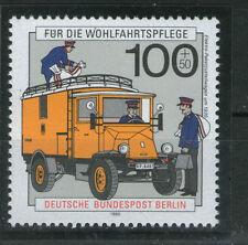 Nicht bestimmte Briefmarken aus Deutschland (ab 1945) mit Postfrisch für Post, Kommunikation