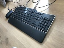 DELL Keyboard and Mouse Set Combo Kit UK For PC, USB Ports