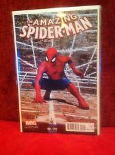 AMAZING SPIDER-MAN # 1 COSPLAY VARIANT  EDITION MARVEL COMICS