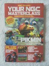 36217 NGC Presents Your NGC Masterclass - Pikmin/Spiderman..... Magazine