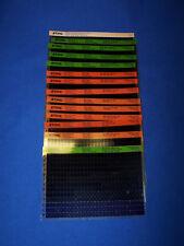 Original Satz Ersatzteillisten auf Microfiche diverser Stihl Geräte - Rarität