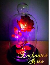 Beauty and the beast enchanted Rose high and replica