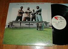 """CRUSADERS Orig 1973 """"Unsung Heroes"""" LP w Hard Times SHRINK NM-"""
