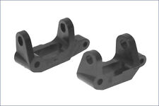 KYOSHO NITRO RACER ALPHA, BOTH FRONT HUB CARRIERS, NEW IN PACKET, AE18