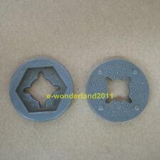 2x Adapter For Fein Multimaster Supercut - Hexagon 19mm Accurate use on Fsn400E