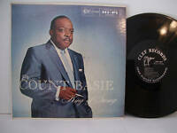 Count Basie, King of Swing, 1956, Clef Records MGC 724, JAZZ