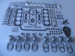 Basic Engine Rebuild Kit 1954 Cadillac 331 V8 NEW