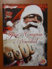 Guía de compras de Navidad 2011 (PSP, PS3, NDSi, Wii, XBOX 360, PC) Marca Player