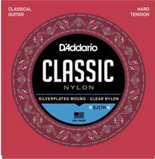 EJ27H Classical Guitar Nylon String Hard Tension D'Addario