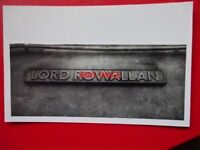 PHOTO  BR BRITANNIA 4-6-2 LOCO NO 70045 LORD ROWALLAN