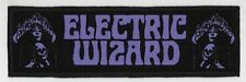 ELECTRIC WIZARD SUPERSTRIP PATCH / SPEED-THRASH-BLACK-DEATH METAL