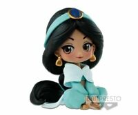 Banpresto Disney Q Posket Petit Jasmine Aladdin MINI Princess toy figure