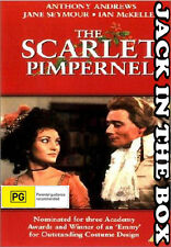 The Scarlet Pimpernel DVD NEW, FREE POSTAGE WITHIN AUSTRALIA REGION ALL