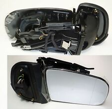 Mercedes W210 Wing Mirror Right 07/'99> W/Glass W/Out Cover 9Pin DDM300R** NEW *