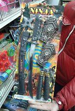 Set guerriero protezioni spada kit gioco di qualità giocattolo toy