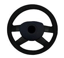 Coprivolante diametro da 37>39 cm nero elasticizzato + dadi coprivalvola OMAGGIO